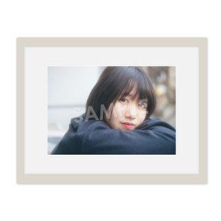 IDOL FILE Vol.21|A4額装写真[南 茉莉花|FES☆TIVE]D