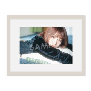 IDOL FILE Vol.21|A4額装写真[YUNA|シンデレラ宣言!]A