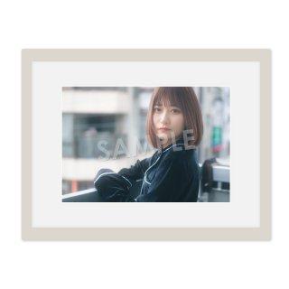 IDOL FILE Vol.21|A4額装写真[YUNA|シンデレラ宣言!]B
