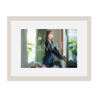 IDOL FILE Vol.21|A4額装写真[YUNA|シンデレラ宣言!]C