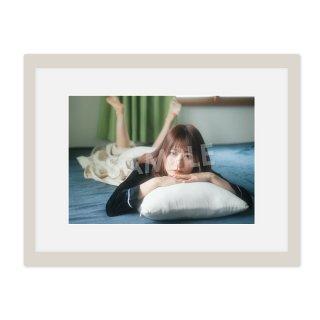 IDOL FILE Vol.21|A4額装写真[YUNA|シンデレラ宣言!]D