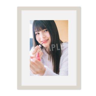 IDOL FILE Vol.21|A4額装写真[吉田優良里|マジカル・パンチライン]A