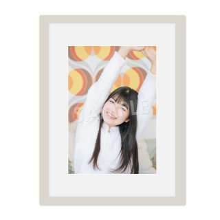 IDOL FILE Vol.21|A4額装写真[吉田優良里|マジカル・パンチライン]B