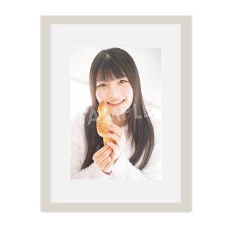 IDOL FILE Vol.21|A4額装写真[吉田優良里|マジカル・パンチライン]C