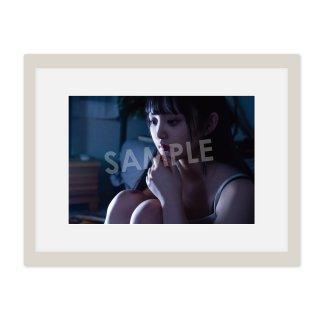 IDOL FILE 自粛女子 A4額装写真[明暗りあ(シンダーエラ)]C