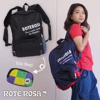 ROTE ROSA(ローテローザ)リュック型エコバッグ