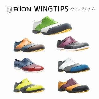 BiiON(バイオン)ゴルフシューズ WINGTIPS