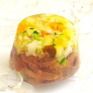 《無添加手作り》国産馬肉と有機野菜のカップ入りテリーヌ/栄養満点ごちそうテリーヌ