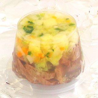 《無添加手作り》鹿肉と有機野菜のカップ入りテリーヌ/栄養満点ごちそうテリーヌ