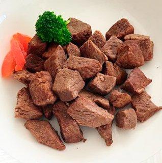 《無添加手作り》鹿肉のソテー/ワンちゃん大好きミートデリカ