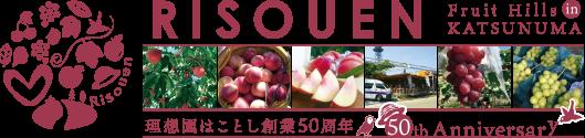 桃と葡萄の専門店|山梨県産の桃とシャインマスカット通信販売 理想園
