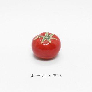 美濃焼陶器 箸置き「ホールトマト」野菜シリーズ