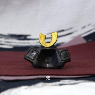 美濃焼陶器箸置き「兜(かぶと)」イベントシリーズ