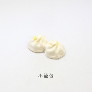 美濃焼陶器 箸置き「小籠包」食品・料理シリーズ