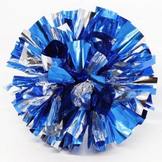 シルバー×ブルー