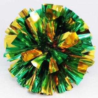 ゴールド×グリーン