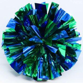 グリーン×ブルー