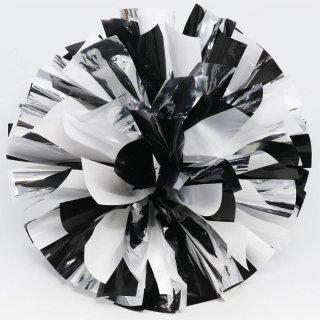 シルバー×ホワイト×ブラック