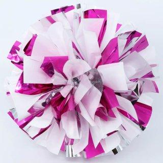 シルバー×ホワイト×ホワイト×ピンク