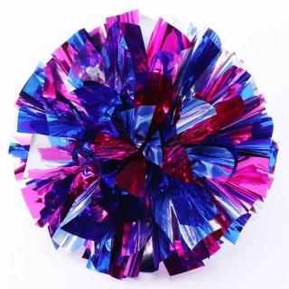 シルバー×ブルー×ピンク