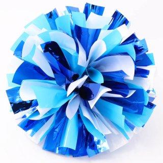 ホワイト×ブルー×ライトブルー