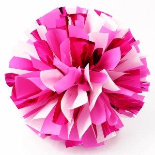 ホワイト×ピンク×ライトピンク