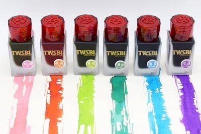 TWSBI 1791 ボトルインクセット