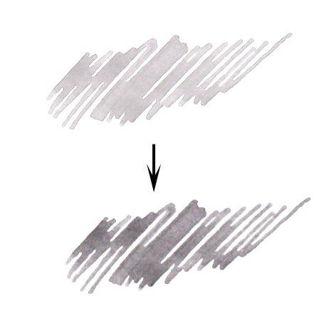 インク 古典 様々なインクを使いこなす方法