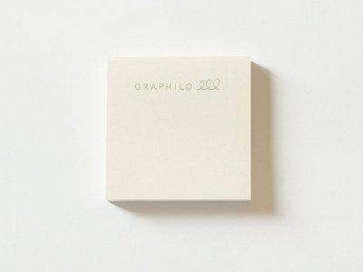 神戸派計画 GRAPHILO(グラフィーロ)メモブロック
