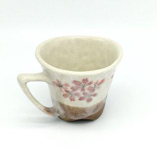 コーヒーカップ(宮島桜)