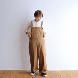 """<img class='new_mark_img1' src='https://img.shop-pro.jp/img/new/icons57.gif' style='border:none;display:inline;margin:0px;padding:0px;width:auto;' />BRANDHUE """"Long Strap Overalls"""""""