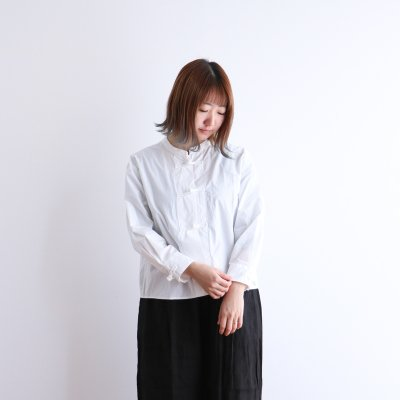 """<img class='new_mark_img1' src='https://img.shop-pro.jp/img/new/icons7.gif' style='border:none;display:inline;margin:0px;padding:0px;width:auto;' />Laboratory """"KUNG FU BLOUSE"""""""