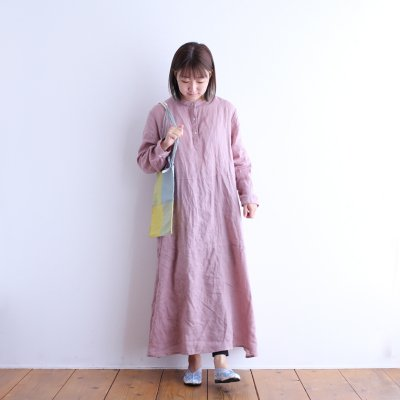 """<img class='new_mark_img1' src='https://img.shop-pro.jp/img/new/icons7.gif' style='border:none;display:inline;margin:0px;padding:0px;width:auto;' />fog linen work """"NATALIE ONEPIECE"""""""