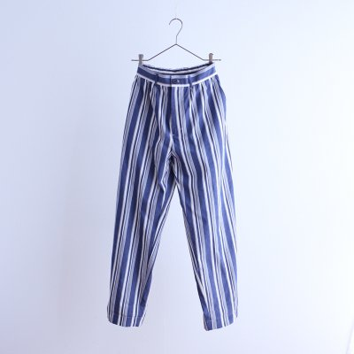 "<img class='new_mark_img1' src='https://img.shop-pro.jp/img/new/icons7.gif' style='border:none;display:inline;margin:0px;padding:0px;width:auto;' />EEL Products ""SUN PANTS (Blue Stripe)"""