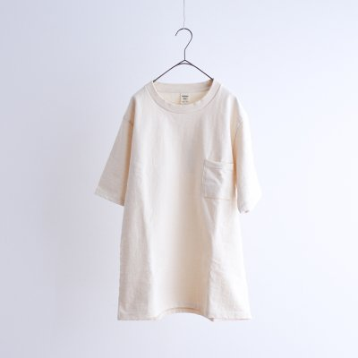 """<img class='new_mark_img1' src='https://img.shop-pro.jp/img/new/icons7.gif' style='border:none;display:inline;margin:0px;padding:0px;width:auto;' />Jackman """"Dotsume Pocket T-Shirt(3colors)"""""""