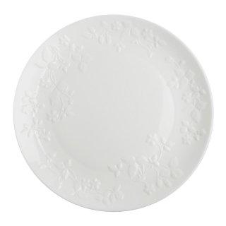 ウェッジウッド ワイルドストロベリー ホワイト プレート 27cm