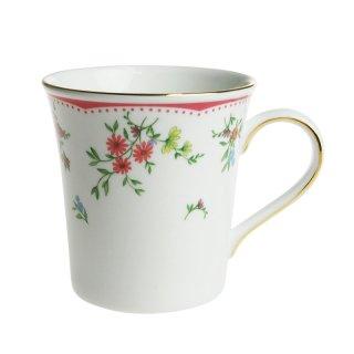 ウェッジウッド (WEDGWOOD) フローレット マグカップ デルフィー