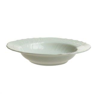 リチャード・ジノリ (Richard Ginori) ベッキオホワイト スーププレート 20cm 0145