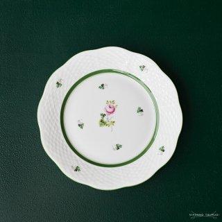 【送料無料祭】ヘレンド (HEREND) VRH ウィーンのバラ プレート 19cm 517【あす楽対応】