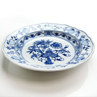 カールスバード ブルーオニオン (Carlsbad Blue Onion) スープ 24cm