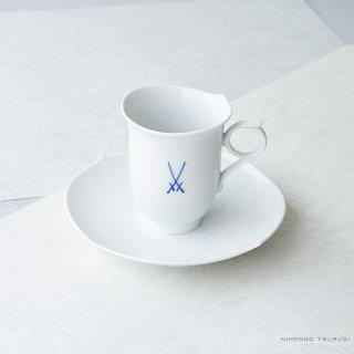 マイセン (Meissen) NEW マイセンマーク コーヒーカップ&ソーサー 28582