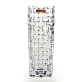ナハトマン (Nachtmann) ダンシングスター ボサノバ ベース 28cm 80727 花瓶 クリスタル製