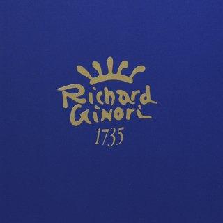リチャード・ジノリ (Richard Ginori) ティーカップ&ソーサー1客箱【※箱のみの注文はお断り※】