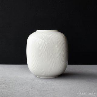 ウェッジウッド (WEDGWOOD) ホワイトフォリア ベース 21cm
