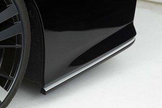 30アルファード 30ヴェルファイア S/Zグレード用 リアサイドフラップFRP2色塗分け塗装済み