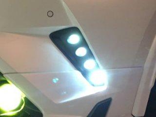 C-HR前期 LEDデイランプKIT FRP製未塗装