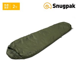 Snugpak(スナグパック) ソフティー エリート2 レフトジップ