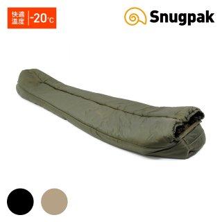 Snugpak(スナグパック) ソフティー18 アンタークティカ センタージップ (単色)