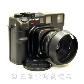 New Mamiya6 + G 75mm f3.5 L