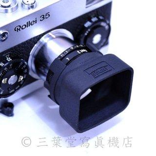 Tango Camera  Rollei35用フード